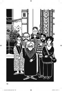 Mourir, partir, revenir, le jeu des hirondelles - Zeina Abirached © Éd. Cambourakis
