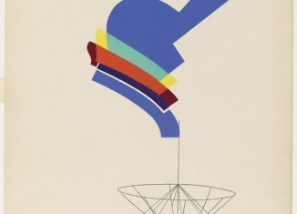Man Ray (1890-1976): 'Decanter' from the portfolio 'Revolving Doors', 1926. New York, Museum of Mod © SABAM Belgium 2013. Digital image, The Museum of Modern Art, New York/Scala, Florence