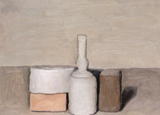 Giorgio Morandi_Natura morta_1955_Oil on canvas