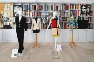 Fondation Pierre Berge-Yves Saint Laurent.© Luc Castel