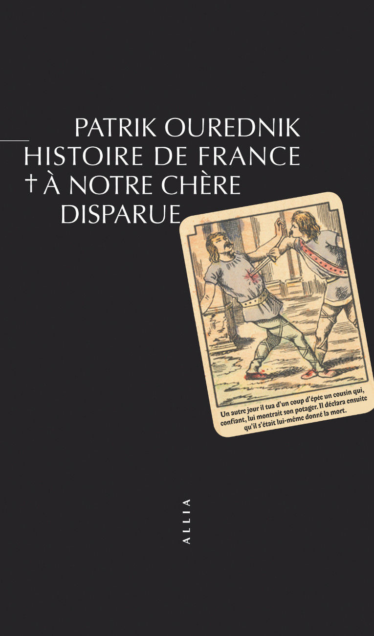 Patrick Ourednik - Histoire de France