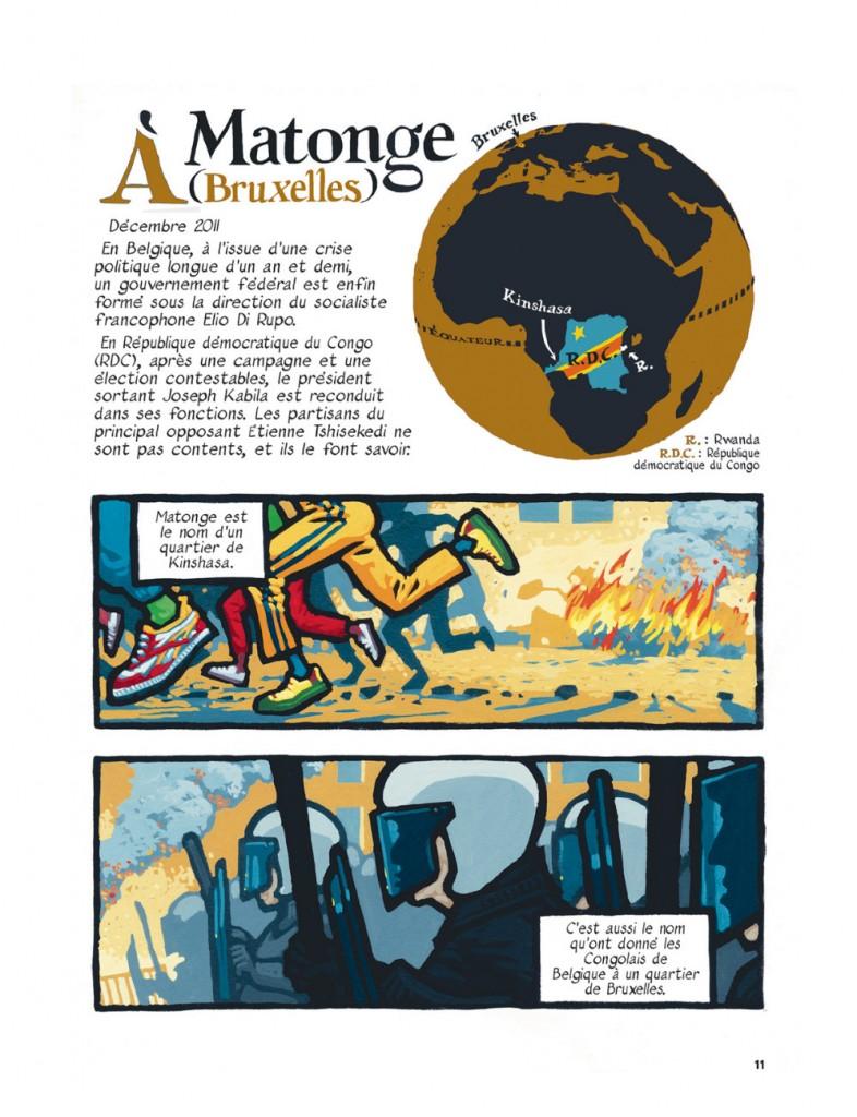 A Matonge © Jean-Philippe Stassen