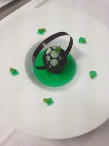 Recette: After Eight Get 27, menthe glaciale, chocolat blanc © DR