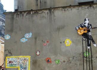 Vues Sur Murs © Doctor H