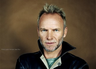 Sting © Norman Jean Roy