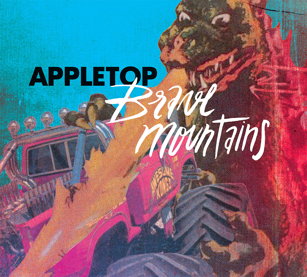 Appletop, Brave Mountains, cover