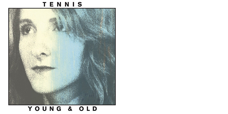 Tennis - Young & Old (pochette)