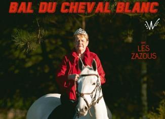 Affiche du Bal du Cheval Blanc © Michel Spingler