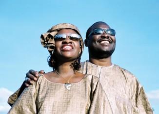 Amadou & Mariam © Marie Dagnaux