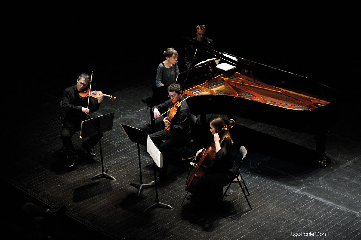 Thierry Koehl, Claire-Désert, David Corselle et Sophie Broïon - Théâtre du Nord