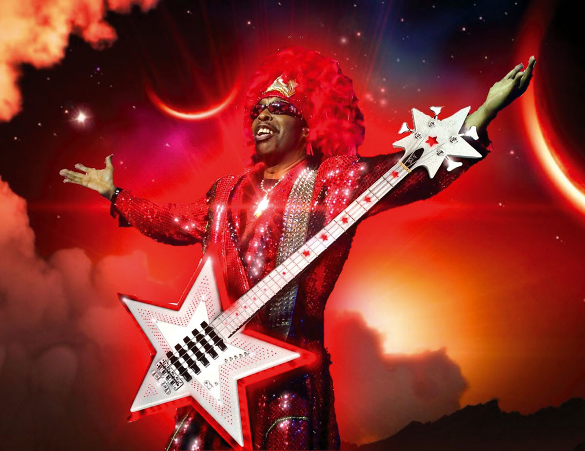Bootsy Collins © DR