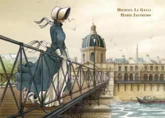 Les Damnés de Paris - couverture