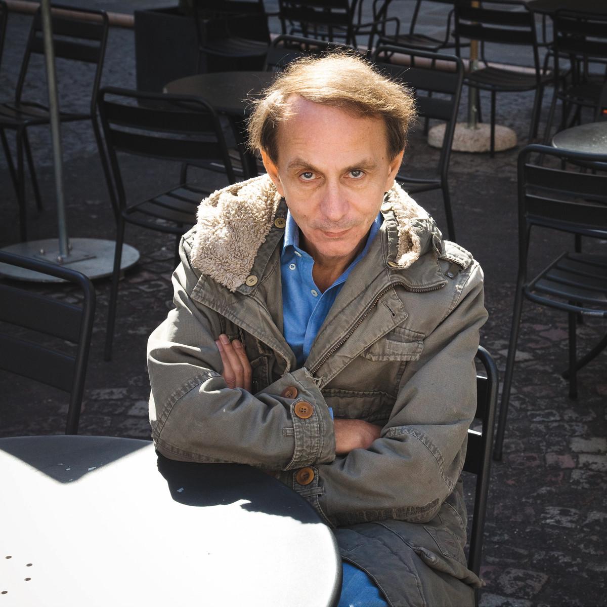 Michel houellebecq philippe matsas flammarion