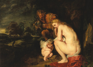 Peter Paul Rubens, Venus Frigida, 1614 © Lukas - Art in Flanders VZW / Royal Museum of Fine Arts Antwerp, photo Hugo Maertens.