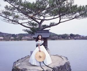 YASUMASA Morimura, self Portrait (Actress)_After Vivien Leigh, 1986