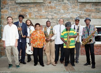 The Skatalites 2012© Meghan Sepe