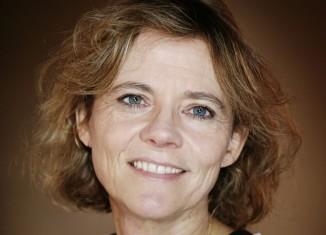 Florence Aubenas (c) Patrice Normand /Temps machine