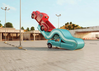 Auto Elasticity © Chris Labrooy