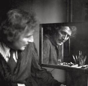Marc Chagall à Paris, '30 © Chagall ® SABAM Belgium 2015