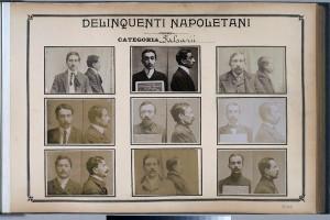 album-delinquenti-napolitani-categorie-vervalsers.-museo-di-antropologia-criminale-cesare-lombroso-turijn