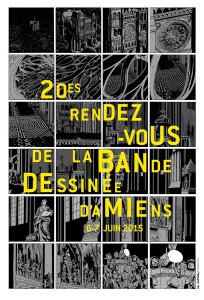 20es Rendez-vous de la BD d'Amiens