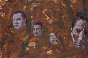 Jim Shaw, Zombie Panel #4, 2007. Photo : DR. Courtesy Collection agnès b. © Jim Shaw, 2015.