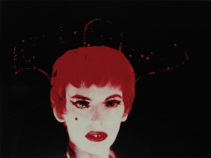 Kenneth Anger, Cameron as the Scarlet Woman, from Inauguration at the Pleasure Dome, 1954. Photo : DR. Courtesy Collection agnès b. © Kenneth Anger, 2015.