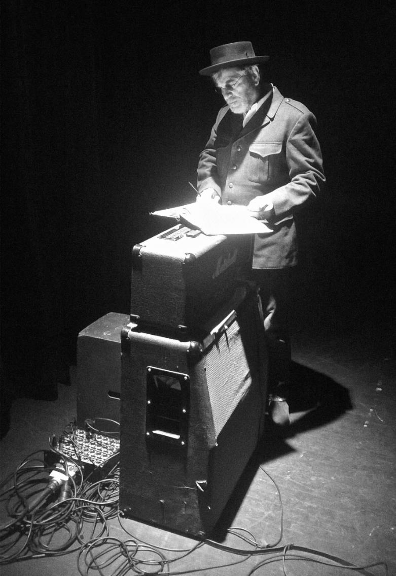 Jimi Hendrix, monologue électrique © Jean Michel Roux