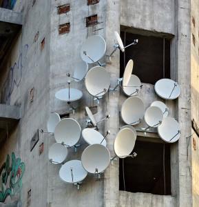 Urban space installation, Ostrava city - skeleton structure of a former, Jakub Geltner