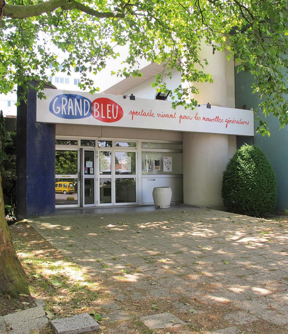 """Résultat de recherche d'images pour """"theatre grand bleu lille"""""""