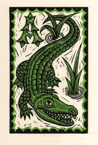 Le Swing de l'alligator © DR