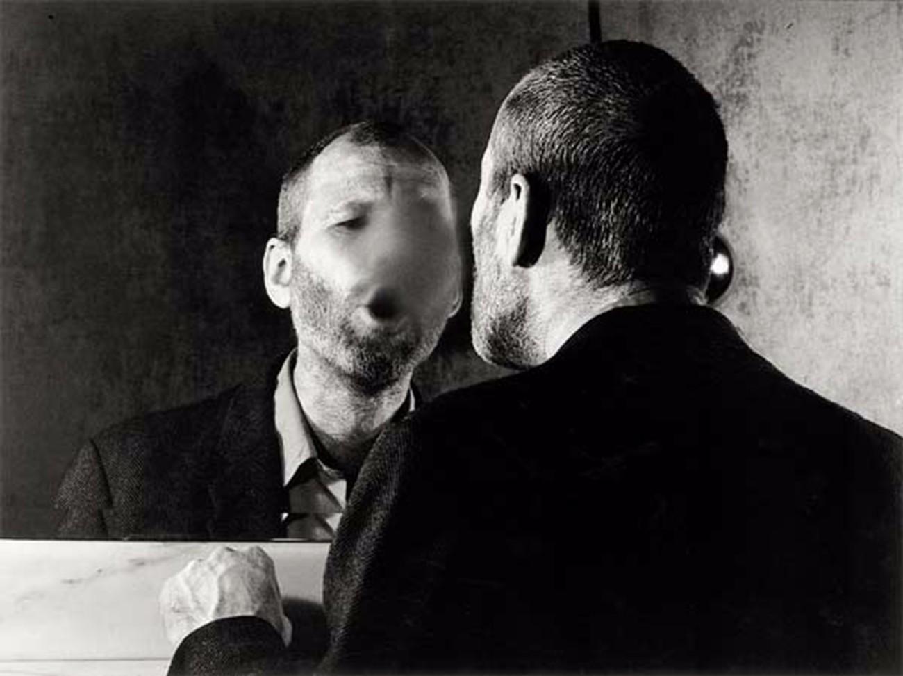 L o commence le jour lm magazine for Autoportrait miroir