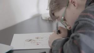 Yung Lenox Drawing Dr Octagon