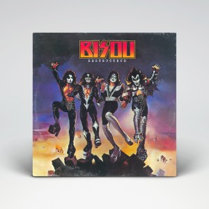 Kiss - Destroyer_1976