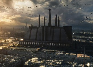 Temple of the Jedi Order