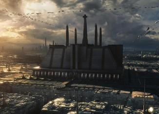 Temple of the Jedi Order