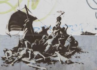 @Banksy
