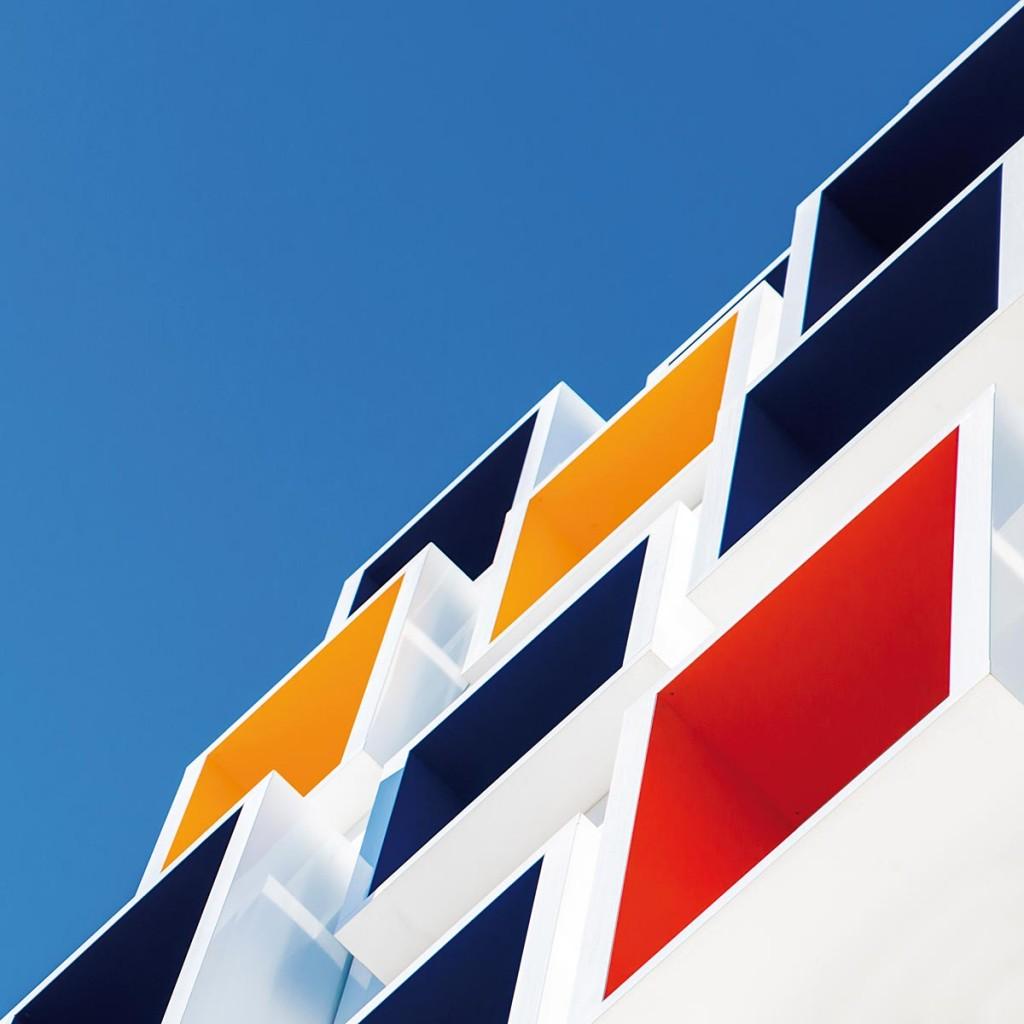 Tribute to Mondrian (Marseille, 2015)