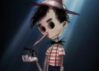 Pinocchio ©Andrew Tarusov