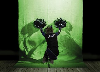 Cheerleader ©François Blin