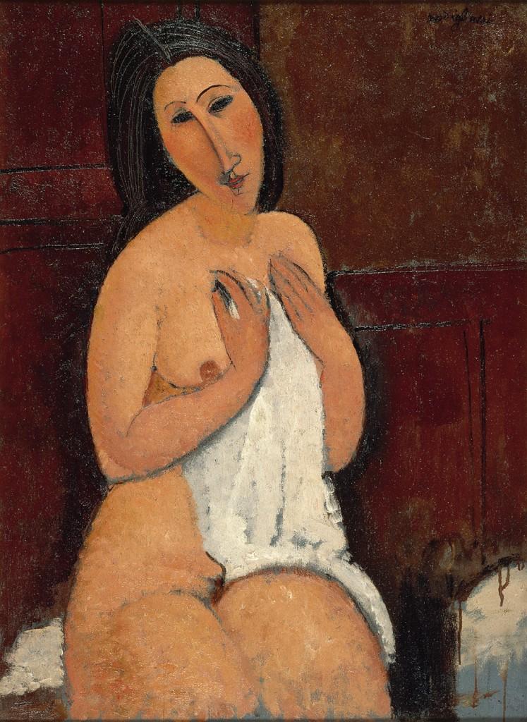 Huile sur toile, 92 x 67,5 cm. Donation Geneviève et Jean Masurel. LaM, Villeneuve d'Ascq. Photo : Philip Bernard