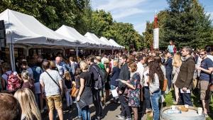 Le Grand Pique-nique Mange Lille !, 21 septembre 2015 © Stal / Mange-Lille