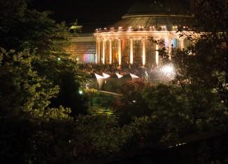 Nuits Botanique ©Marquis Xavier
