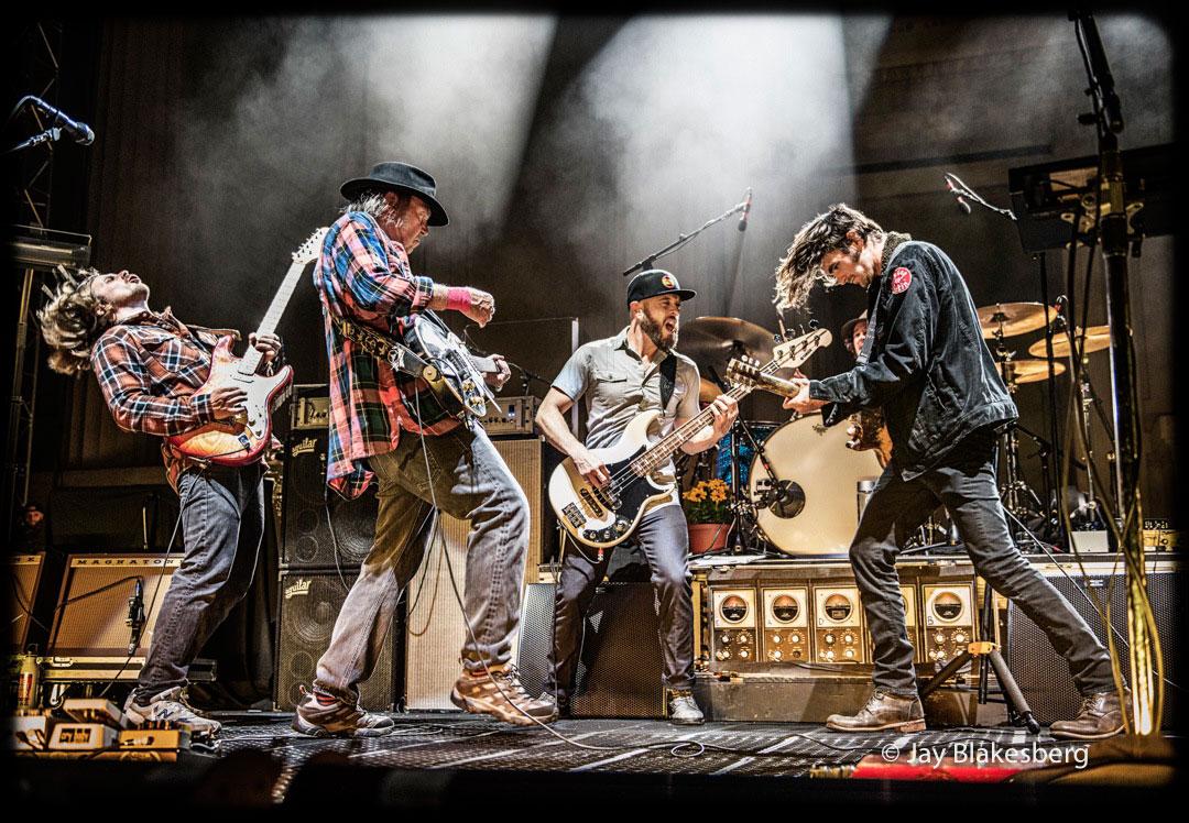 Neil Young © Jay Blakesberg