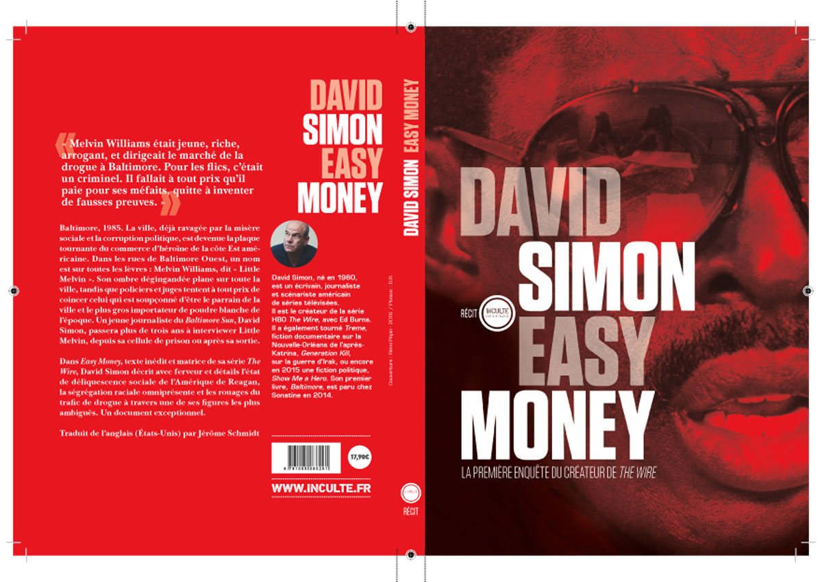 Easy Money  - Simon David