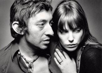 Serge Gainsbourg et Jane Birkin. Paris, 1970 © Estate Jeanloup Sieff