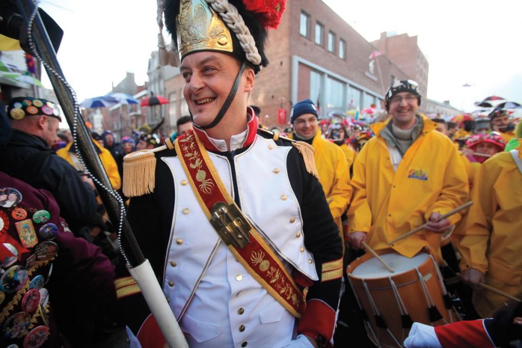 Pascal Bonne, Carnaval de Dunkerque © Ville de Dunkerque