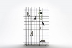 Nendo, Scatter Shelf, 2011, Friedman Benda © Photo Masayuki Hayashi