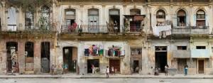 Consulado, La Havane Cuba 2016 © Wim De Schamphelaere