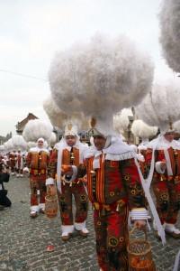 Carnaval de Binche © Olivier Desart
